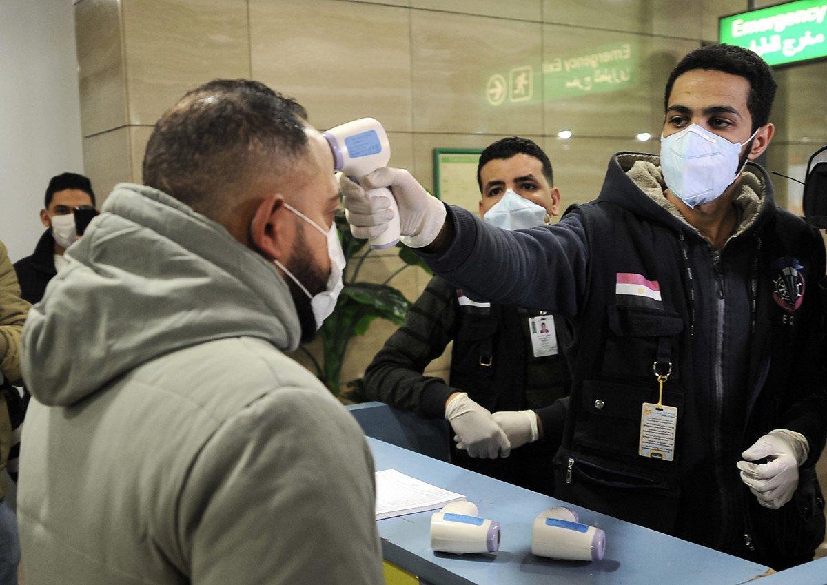 2020年2月19日,伊朗確診兩個中共肺炎病例。(AFP)