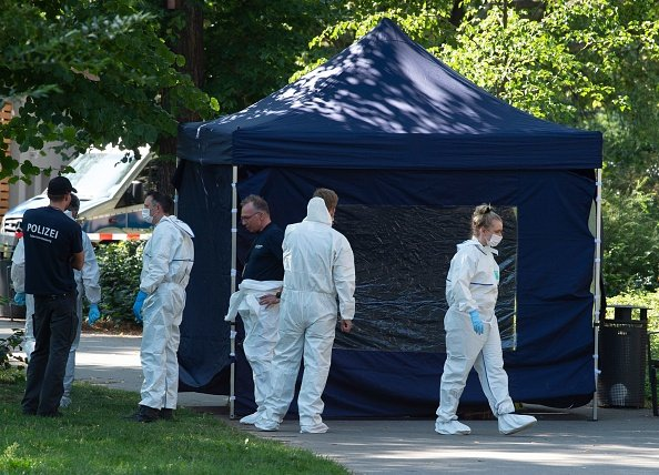 柏林謀殺案 德檢方:俄政府下令殺人