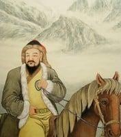 【文史】成吉思汗凱歌——忠義勇士(下)