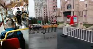 【現場影片】哈爾濱火車站街頭人煙稀少