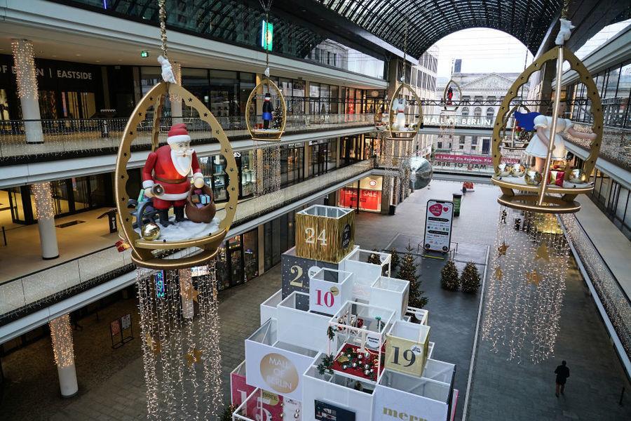 中共病毒下的聖誕節 德國維持五大傳統