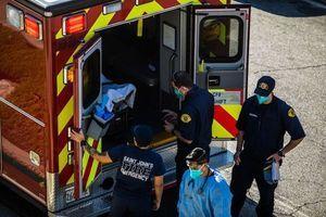 深切治療部近飽和 洛杉磯命救護車放棄存活渺茫者