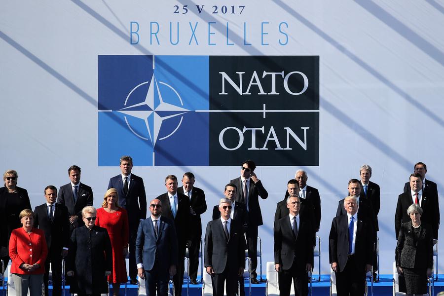 盟國國防支出增300億 北約峰會前特朗普得好消息