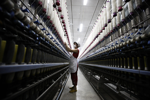 貿易戰效應 大陸46%上市企業業績下滑