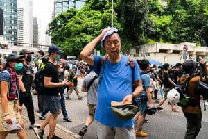 黎智英:中共漠視港人靈魂 促使台灣人覺醒