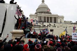 華盛頓DC市長宣佈宵禁 國會大廈被封鎖