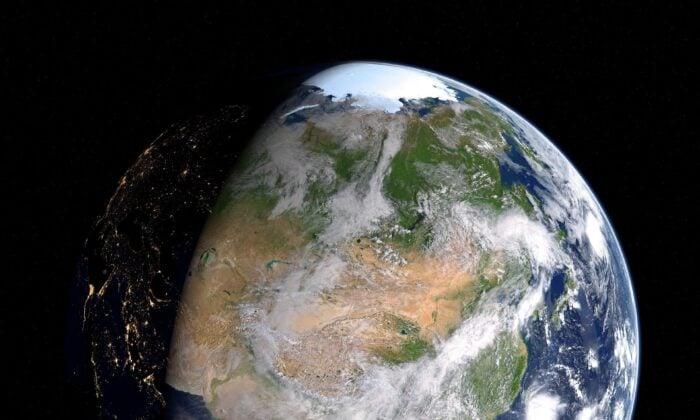 圖為地球。(Alexander Antropov/Pixabay)