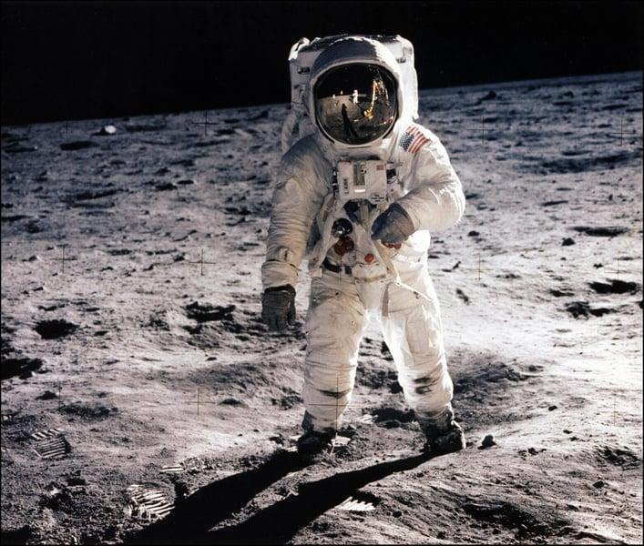 阿波羅登月50年 NASA擬去月球採稀土