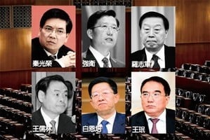 張德江亂政大起底(3) 「反習基地」遭清洗