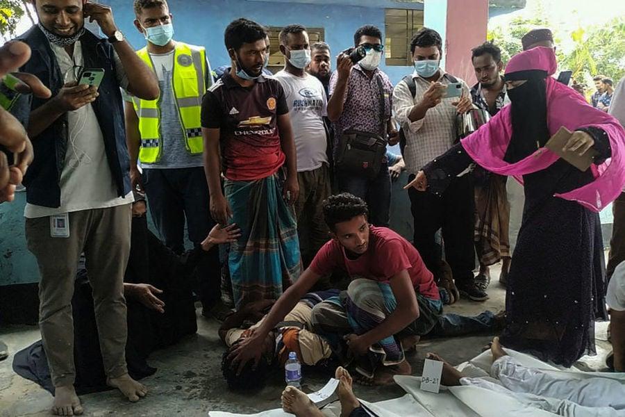 孟加拉再傳船難 快艇撞砂石船至少26死