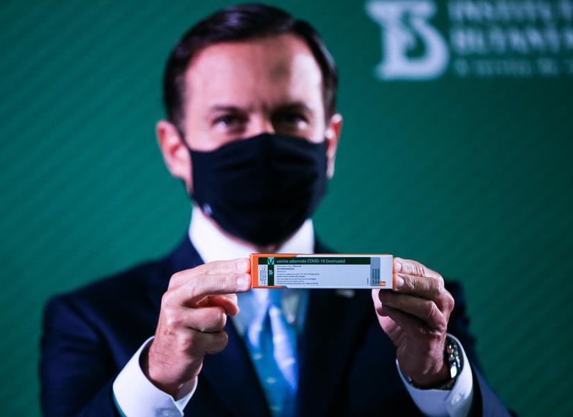 巴西臨床測試:中國科興疫苗有效率僅50.38%