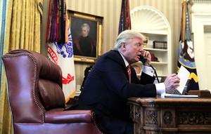 特朗普與以色列總理商討簽署共同防禦條約
