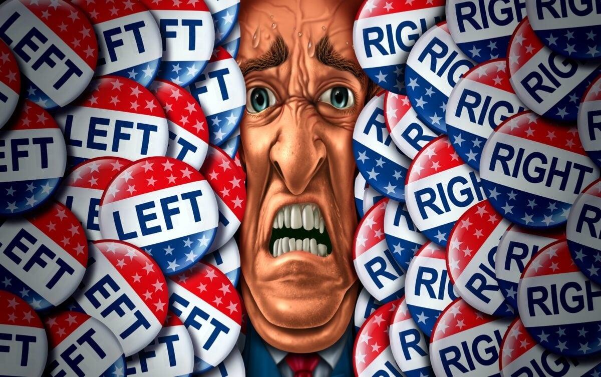每當你聽說持各種意識形態立場的美國人都對周二的總統選舉感到緊張和恐懼,你都會厭煩得要命。圖為示意圖。(Shutterstock)