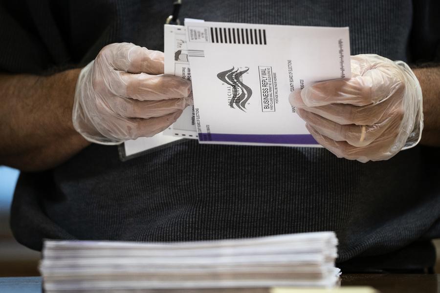 佐州參議員決選 GOP候選人轟選民信息不透明