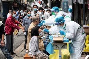 武鋼醫院檢測人群 抗體陽性率或達10%