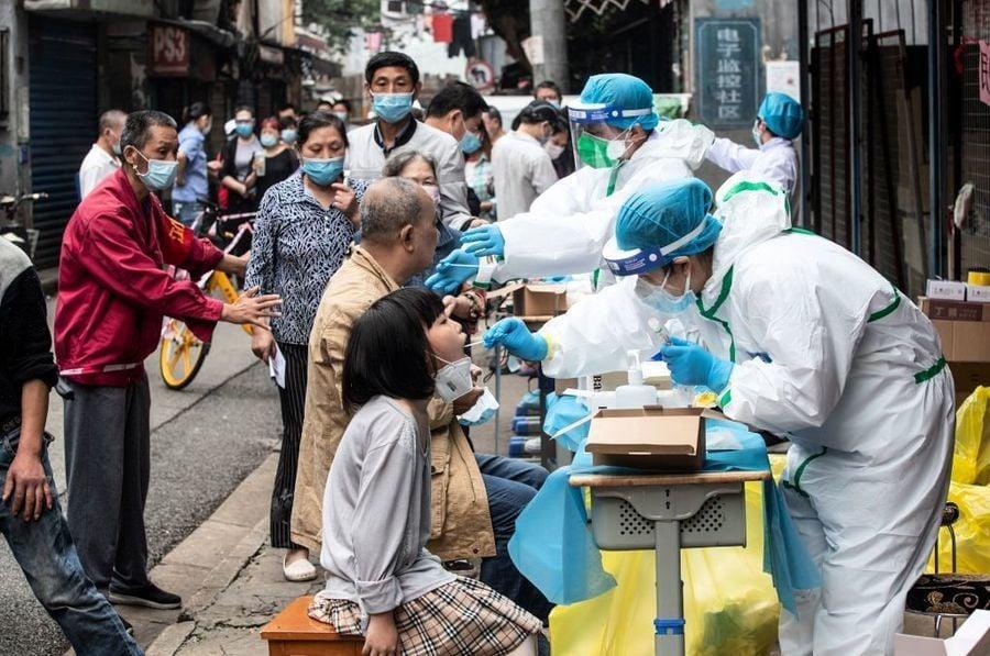 美智囊:1月中國染疫人數為官方數37倍