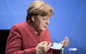 州長激烈反彈 德國擱置收緊防疫方案