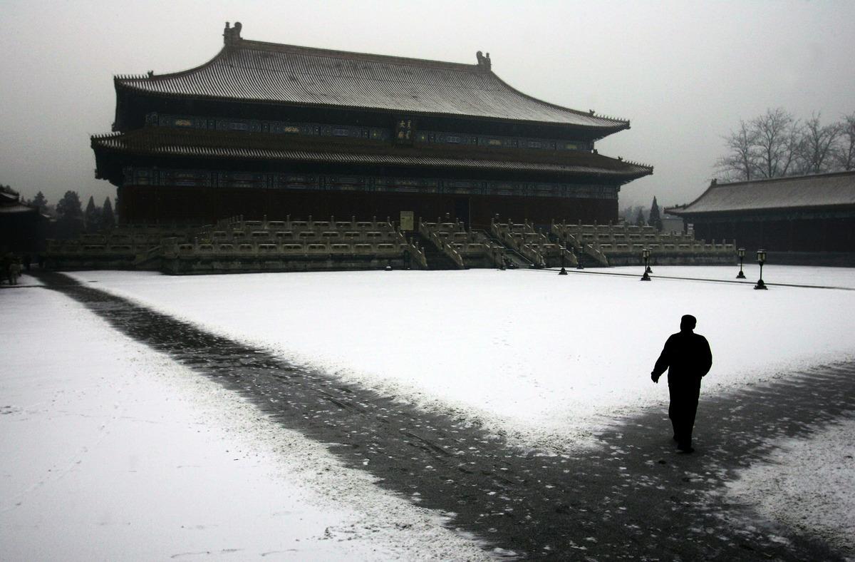 澳洲一位國防專家說,中共絲毫不顧及中國人在中澳緊張貿易關係中所遭受的重創,他們的行為無法代表中國人。(Guang Niu/Getty Images)