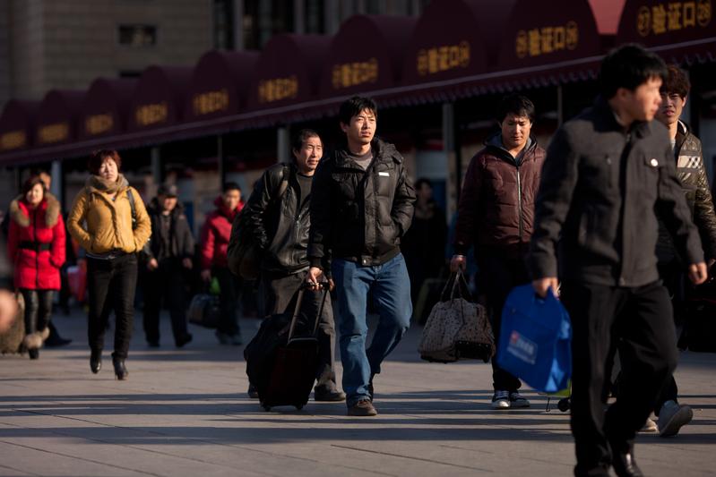 適婚男比女多1752萬人 中國光棍危機引關注【影片】