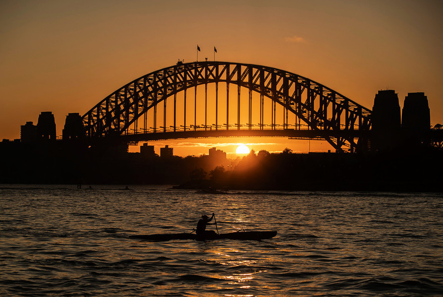 澳洲考慮8月向亞洲和太平洋國家開放邊界