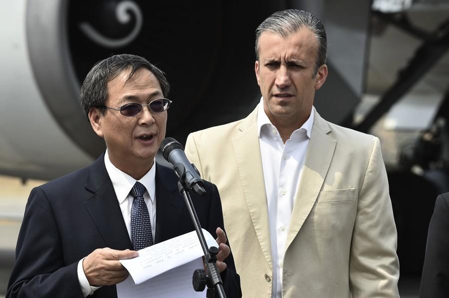馬杜羅任命大毒梟為石油部長 瓜伊多譴責