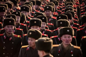 脫北特種兵:金正恩怕北韓軍隊爆發中共肺炎