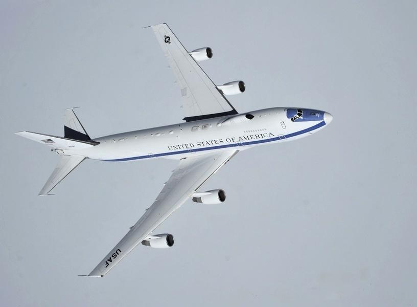 美軍「末日飛機」不怕核爆 它有何特點?