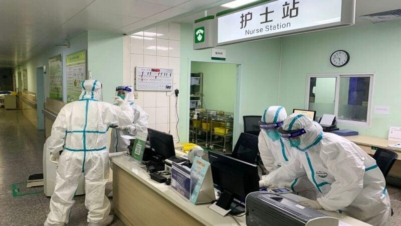 【一線採訪】武漢醫師:大疫面前 壓力巨大