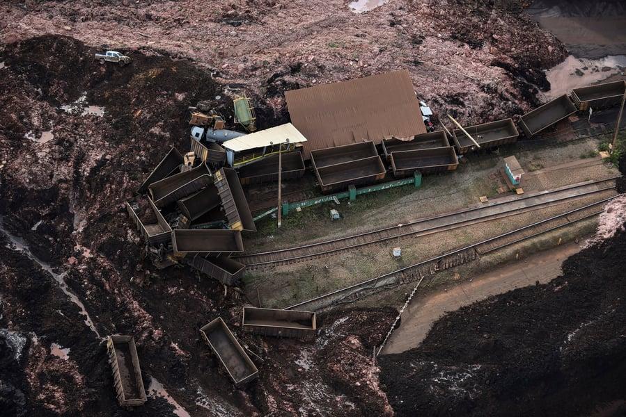 巴西發生潰壩慘劇 至少7死200失蹤