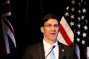 美國防部長:美國首要戰略對手是中共