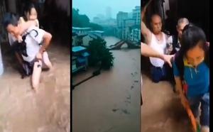 【影片】長江2號洪水形成 蕪湖發最高應急響應