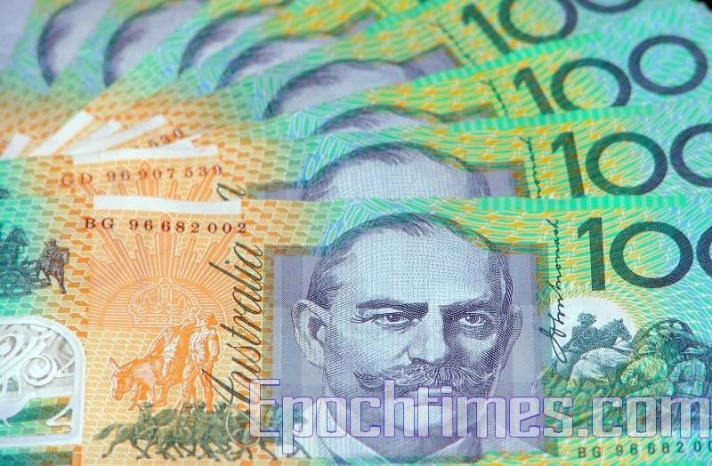 澳元匯率跌至年內新低點 或跌破70美分