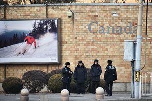 中共拘捕三加拿大人 加政府證實一人獲釋