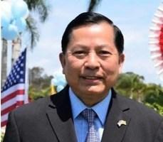 總統染疫 越裔社區致函慰問 特朗普回信感謝
