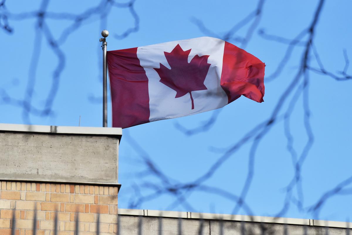 加拿大情報局前局長法登(Richard Fadden)近期在當地媒體《環球郵報》撰文呼籲,加拿大應盡速全面封殺華為。 (AFP)