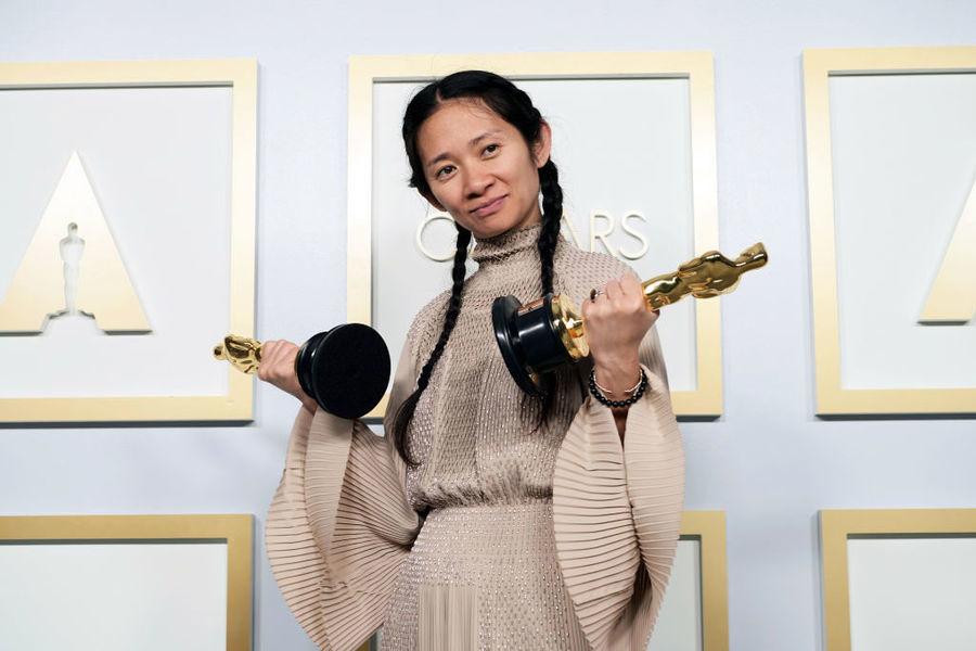 中共拒提趙婷 她卻在奧斯卡上以中國文化為傲