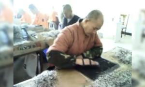 獨家調查:勞教所秘拍影片揭中共奴工黑幕