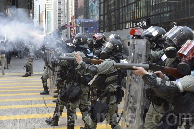 夏小強:香港危機加劇 多方博弈與局勢走向
