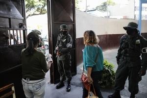 委內瑞拉國會選舉 蓬佩奧:是場舞弊騙局