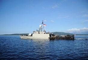 印尼失聯潛艦沉沒水下850米處 殘骸尋獲