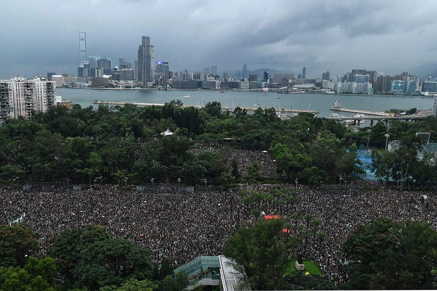 對中國公司來說 為何香港處於難以取代地位