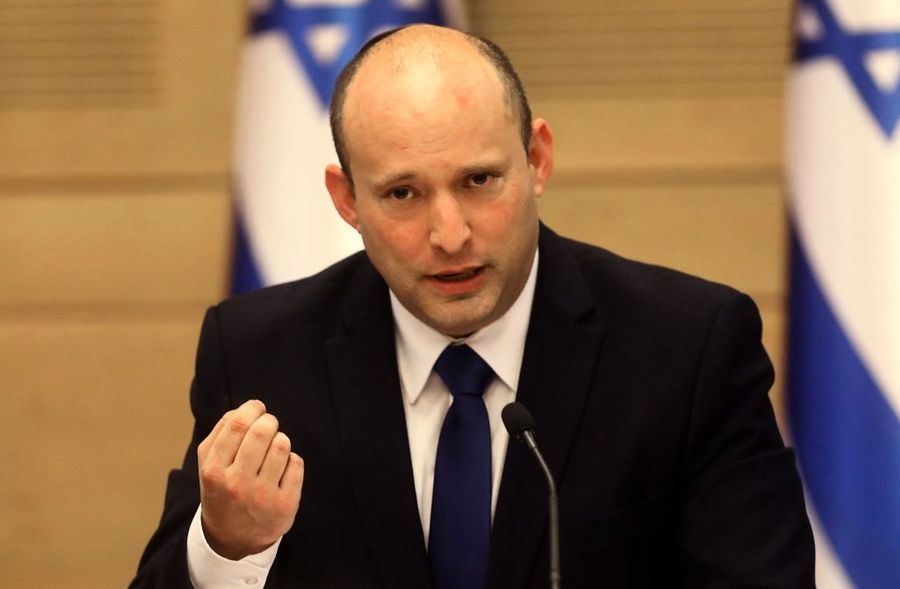 以色列成立新政府 貝內特擔任新總理