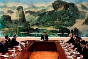 貿易談判有進展 美國代表與習近平會面