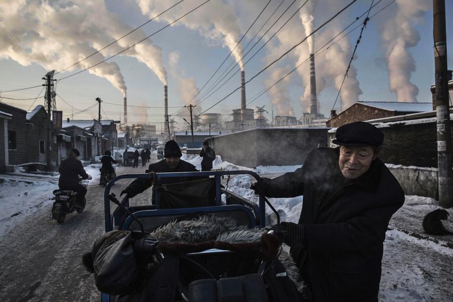 衛星發現山西甲烷嚴重洩漏 每小時洩數百噸
