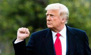 特朗普簽備忘錄 加強保護美研發不受外國干涉
