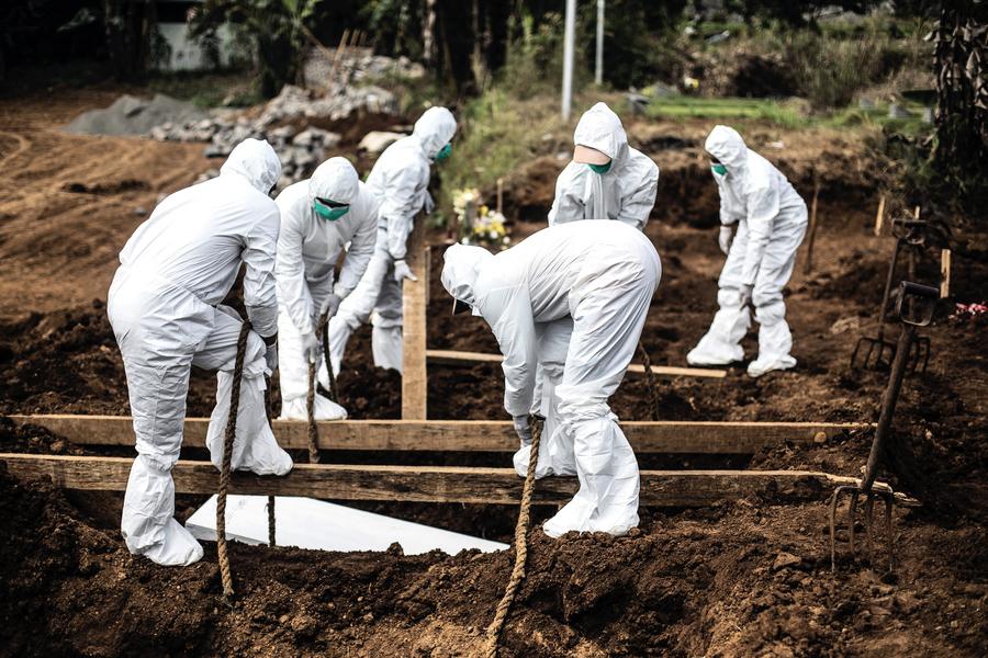 東南亞經歷最嚴重疫情 專家:或是全球震中