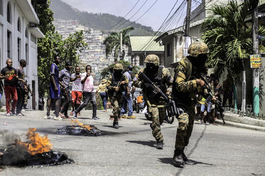 美官員:暗殺海地總統一嫌疑人曾是DEA線人