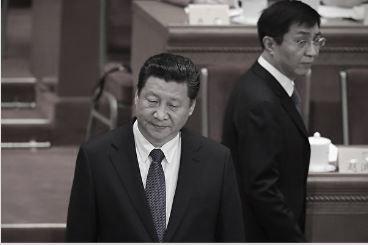 習近平正一步步陷入江澤民派系設下的危局。(Feng Li/Getty Images)
