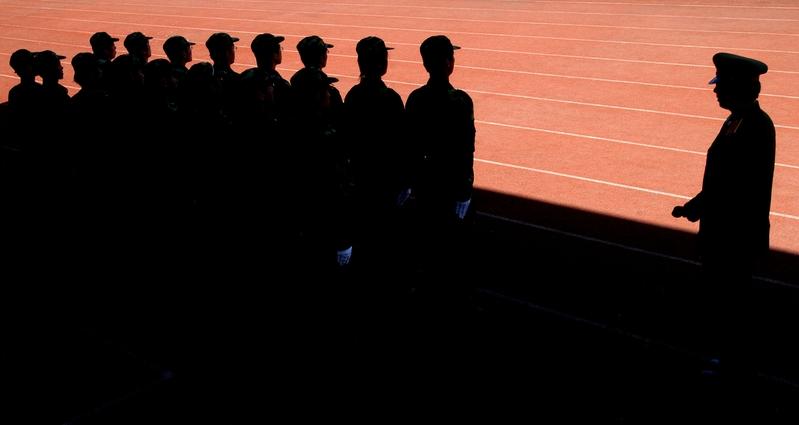 習近平近日晉陞4名上將,至少洩漏中共軍中5個秘密。(Getty Images)