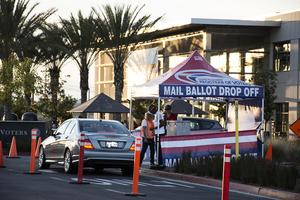 質疑郵寄投票造假 特朗普建議推遲11月大選